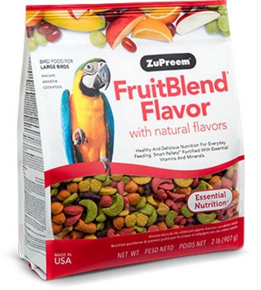 Zupreem FruitBlend Fruit Blend for Large Birds (3.5 lb)