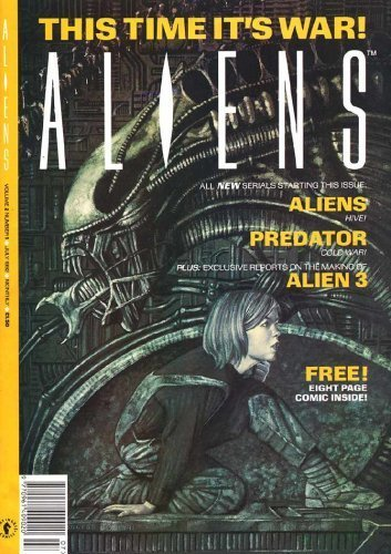 Aliens (Magazine), Vol. 2 #1 [Single Issue Magazine] [Jan 01, 1992] John Bolton