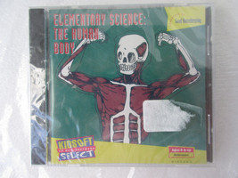 Elementary Science The Human Body Kidsoft PC CD Rom Educational New Sealed - $7.69