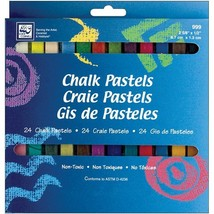 Loew-Cornell Chalk Pastels, 24-Count - $8.03