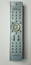 Hitachi CLU-3844WL Remote 42V515 50V710 50V715 50VS810A 60V710 60V715 70VS810  - $9.80