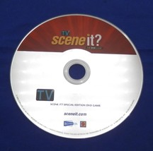 Scene It TV Special Edition DVD Disk Replacement Game Piece Part 2006 - $6.39
