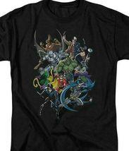 Batman & Gotham City Criminals t-shirt retro DC Comics graphic tee BM1920 image 3
