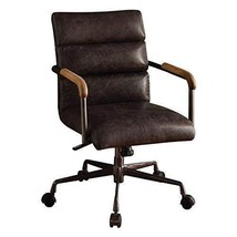 Acme Harith Executive Office Chair - 92415 - Antique Slate Top Grain Leather - $691.19