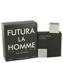 Armaf Futura La Homme Intense Eau De Parfum Spray 3.4 Oz For Men - $33.99