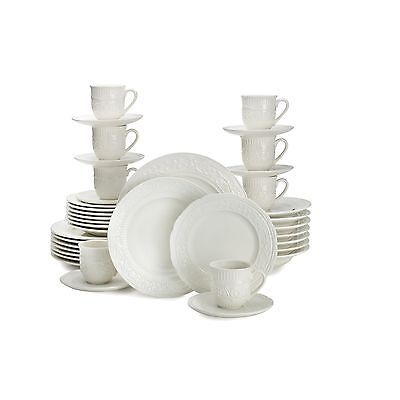 Mikasa American Countryside 40-Piece Dinnerware Set, Service for 8