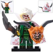 Princess Harumi with The Oni Mask Ninjago Minifigure Block Gift Toy - $2.90