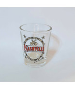 Nashville Music City USA MC Art Co. Shot Glass  - $6.93