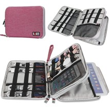BUBM Universal Double Layer Travel Gear Organizer / Electronics Accessor... - £26.76 GBP