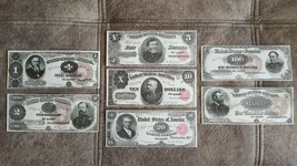 High quality COPIES with W/M United States 1890 year - $35.00