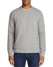 New Bloomingdales Heather Gray Stretchy Textured Pullover Raglan Sweater Sz 2XL - $14.84