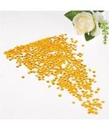 2000 1/3 Carat Antique Gold Diamond Confetti Party Decorations Table Anniversary - $4.95