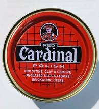 Red Cardinal Floor Polish for Tiles,Brick,Stone,Cement with wax 400g - $23.51+