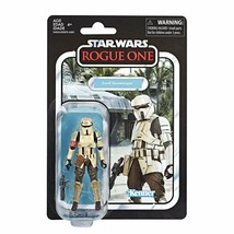Star Wars | TVC | Scarif Stormtrooper | 3.75 Inch | Action Figure - $14.95