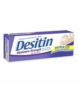 Desitin Maximum Strength Diaper Rash Cream 4 oz - $11.83