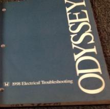 1998 Honda ODYSSEY Electrical Troubleshooting Wiring Diagram Manual OEM ETM - $17.03