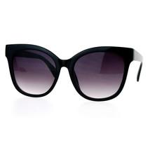 Oversized Butterfly Fashion Sunglasses Womens Trending Flat Frame - $11.95