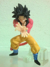 DBZ Dragonball Dragon Ball GT Gashapon Goku Super Saiyan 4 figure - $12.86