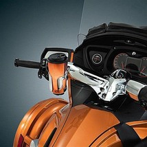 Show Chrome Tire Pressure Gauge 0-50 PSI 4-220 0-3.5 KG