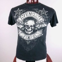 Avenged SevenFold A7X Winged-Skull Mens M Graphic T Shirt  - $21.77