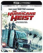 The Hurricane Heist [4K Ultra HD+Blu-ray+Digital] (2018)