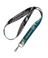 Philadelphia Eagles Super Bowl LII Two-Tone Lanyard Key chain 26''  - $248,40 MXN