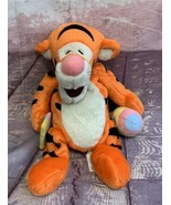 Walt Disney World Winnie The Pooh TIGGER Holding Paint Brush & Easter Eg... - $18.04