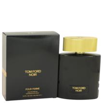 Tom Ford Noir Pour Femme Perfume 3.4 Oz Eau De Parfum Spray image 1