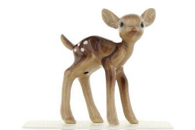 Hagen Renaker Miniature Deer Baby Fawn Standing Ceramic Figurine