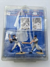 1997 Kenner STARTING LINEUP Classic Doubles Mickey Mantle Roger Maris - $11.96