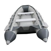 BRIS 10.8 ft Inflatable Boat Dinghy Pontoon Boat Tender Fishing Raft image 11