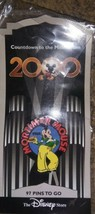 Disney Countdown To The Millennium Mortimer Mouse Pin 1999/2000 - $4.94