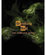 Breaking Bad: The Complete Series Season 1-6 1 2 3 4 5 6 DVD 2014 Brand ... - $42.50