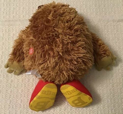Hallmark Interactive Story Buddy BIGSBY Plush - Books Not Included, 2011