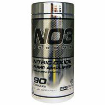 NO3 Chrome, Nitric Oxide Pump Amplifier, 90 Capsules - $39.99