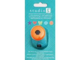Hampton Art Studio G Mini Shell Punch #AC0286