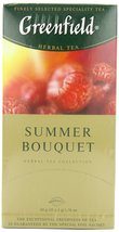 Greenfield Tea, Summer Bouquet, 25 Count - $20.48