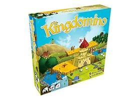Blue Orange Games Kingdomino Award Winning Family Strategy Board Game - $16.19