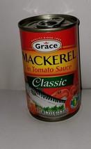 Grace Mackerel in Tomato Sauce (Classic) 10 Pack x 5.5 oz - $31.19