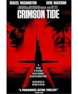 Crimson Tide (DVD, 1998, Widescreen) - £7.14 GBP