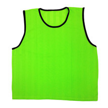 NEW! GoTEAM SPORT TRAINING PINNIES - STRIPED MESH - ADULTS/YOUTH SCRIMMA... - £3.54 GBP+