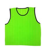 NEW! GoTEAM SPORT TRAINING PINNIES - STRIPED MESH - ADULTS/YOUTH SCRIMMA... - $4.88+