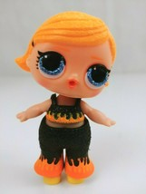 LOL Surprise Dolls Glitter Series Fyre With Clothes and Shoes - $9.74