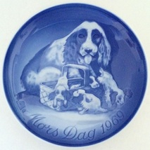Bing & Grondahl Mother's Day Plate 1969 - B&G first year - $55.00