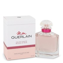 Guerlain Mon Guerlain Bloom Of Rose 3.3 Oz Eau De Toilette Spray image 3