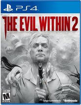 The Evil Within 2 PS4 Standard Edition - $34.99