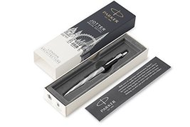 PARKER Jotter Special Edition Ballpoint Pen, Black Postmodern, Medium Po... - $19.99