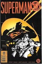Superman The 10 Cent Adventure Comic Book #1 DC Comics 2002 NEAR MINT NE... - $3.25