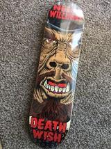 Death Wish Skateboard Deck NEEN WILLIAMS 8.0 31.8 New - $44.55