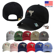 ChoKoLids Gun Rose Dad Hat Cotton Baseball Cap Polo Style Low Profile - $13.49